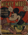 [Big Little books] Mickey Mouse sails for Treasure Island / by Walt Disney.