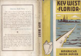 [1941] A Guide to Key West / Compiled by workers of the Writers' Program of the Work Projects...
