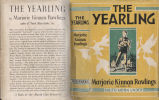 [1938] The yearling / Marjorie Kinnan Rawlings;  decorations by Edward Shenton.