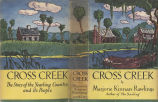 [1942] Cross Creek / By Marjorie Kinnan Rawlings; decorations by Edward Shenton.
