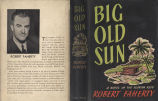 [1941] Big old sun / By Robert Faherty.