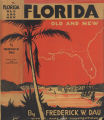 [1934] Florida old and new / By Frederick W. Dau.