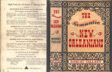 [Fitzgerald Collection] The romantic New Orleanians / Robert Tallant.