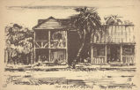 [Florida: Art Project] Collection of Key West postcards [graphic] : views by F. Townsend Morgan....