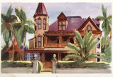 [Florida: Art Project] Collection of Key West postcards [graphic] : views by WPA artists [Richard...