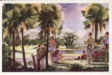 [Florida: Art Project] Collection of Key West postcards [graphic] : views by WPA artists [Avery...