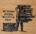 So many books, so little time 001