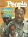 """'ROOTS' Back to Africa with and embattled Alex Haley"" by Linda Witt, People Weekly, May..."