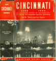 Books - - Cincinnati: a guide to the Queen City and its neighbors / compiled by workers of the...