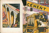 Books - - Cement / compiled by workers of the Writers' Program of the Work Projects Administration...