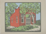 Prints, postcards and posters - - Birthplace of Atchison, Topeka and Santa Fe Railway, Atchison /...