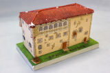 Architectural models  - - Spanish Basque / W.P.A., District 15.