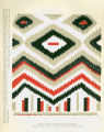 Prints, postcards and posters - - Serape type of Navaho blanket weaving / Illinois Art and Craft...