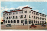 Postcards - - 1920s - - Great Southern Hotel, Hollywood, Fla.