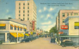 Postcards - - 1930s - - The Deck, Fort Lauderdale.