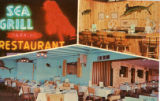 Postcards - - 1970s - -  Sea Grill, Fort Lauderdale.