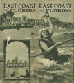 Brochures - - 1923 - - East coast of Florida.