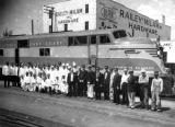 Photographs - - 1939 - - Henry M. Flagler crew in Miami.