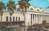Postcards - - 1960 - - Jacksonville Union Terminal.