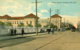 Postcards - - 1907 - - Union Depot, Jacksonville, Fla.