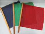 Signal flags - - 1920s - 1960s - - FEC signal flags.