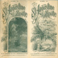 Brochures - - 1891 - - The St. Augustine route / issued by the Jacksonville, St. Augustine &...