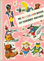 [CHILDREN'S BOOK] My all-colour book of nursery rhymes