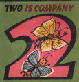 [POP-UP BOOK] [Counting series: 02] Two is company / [illustrated by V. Kubasta].