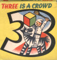 [POP-UP BOOK] [Counting series: 03] Three is a crowd / [illustrated by V. Kubasta].