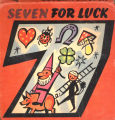 [POP-UP BOOK] [Counting series: 07] Seven for luck / illustrated by V. Kubasta.