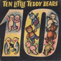 [POP-UP BOOK] [Counting series: 10] Ten little teddy bears / [illustrated by V. Kubasta].