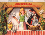 [POP-UP BOOK] Cinderella : das Marchen vom Aschenbrodel / [illustrated by V. Kubasta].