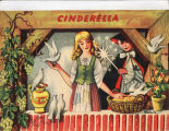 [POP-UP BOOK] Cinderella / [illustrated by V. Kubasta].