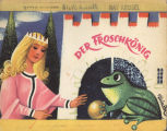 [POP-UP BOOK] Der Froschkonig / [illustrated by V. Kubasta].