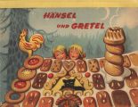 [POP-UP BOOK] Hansel und Gretel.