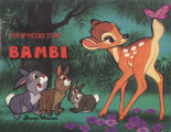 [POP-UP BOOK] Bambi.