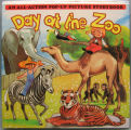 [POP-UP BOOK] Day at the zoo / [illustrations by V. Kubasta].