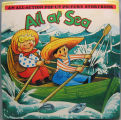 [POP-UP BOOK] All at sea / [illustrations by V. Kubasta].