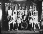 Portrait of the 1921 Fort Lauderdale High School Track Team