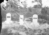 Three Marked Graves