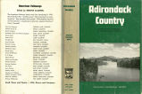 [American folkways series] Adirondack country / by William Chapman White