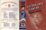 [American folkways series] Golden Gate country / by Gertrude Atherton