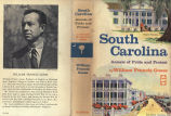 [Regions of America series] South Carolina: annals of pride and protest / by William Francis...