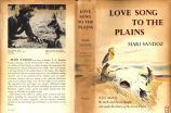 [Regions of America series] Love song to the Plains / Mari Sandoz; illustrations and map by Bryan...