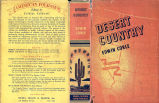 [American folkways series] Desert country / by Edwin Corle.