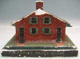 [Pennsylvania: Models, Architectural] Jennie Wade[']s House / WPA, Museum Extension [Project],...