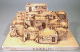 [Pennsylvania: Models, Architectural] Pueblo: Southwest U.S.A. / W.P.A., District 15.