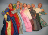 [Pennsylvania: Marionettes and Puppets] [Big Show (The): (A Dental Hygiene Play)] [Smaller version]