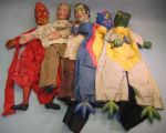 [Pennsylvania: Marionettes and Puppets] [Big Show (The): (A Dental Hygiene Play)] [Larger version]...