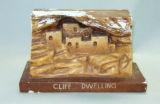 [Pennsylvania: Models, Architectural] Cliff Dwelling: Sou'west U.S.A. / W.P.A., District 15